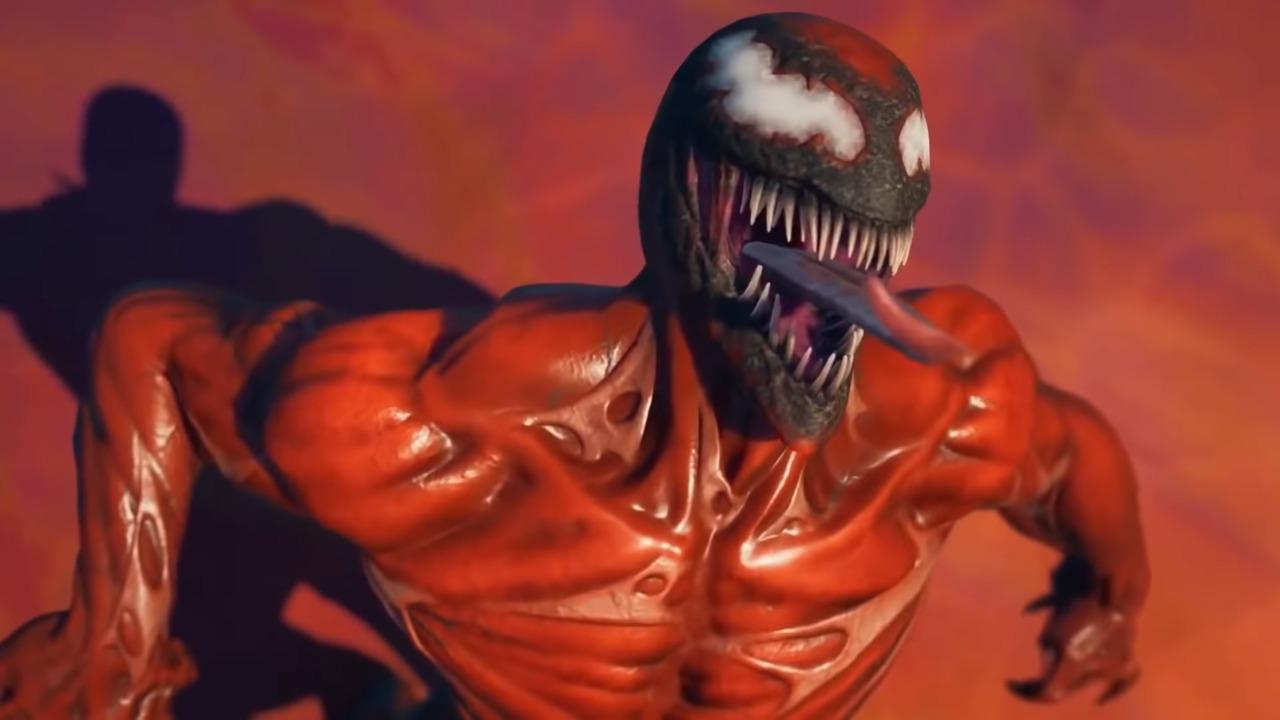 Fortnite Carnage Symbiote