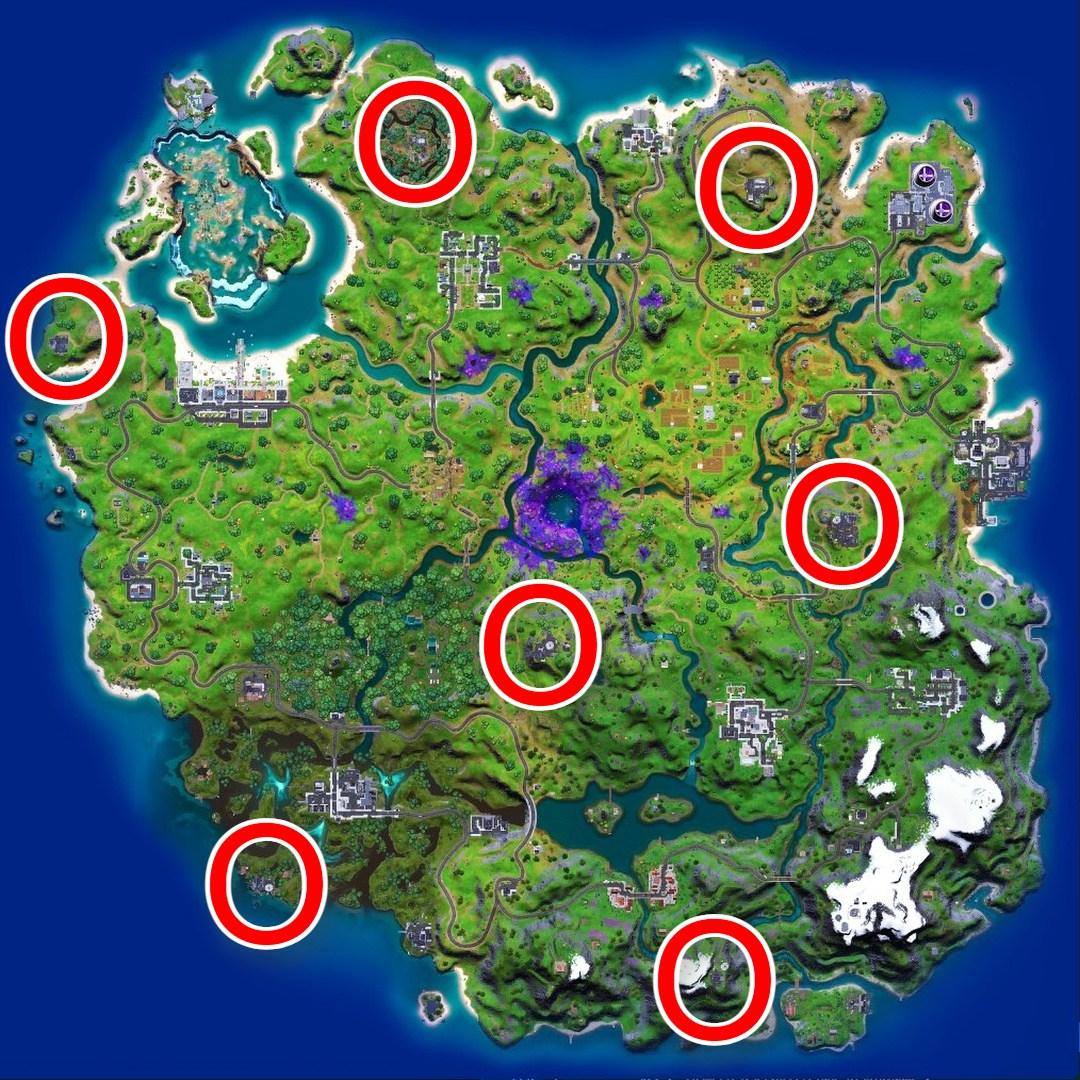 Fortnite-Radar-Dish-Locations-Map