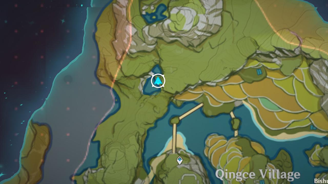 Genshin-impact-The-Chi-of-Yore-Vault-Map