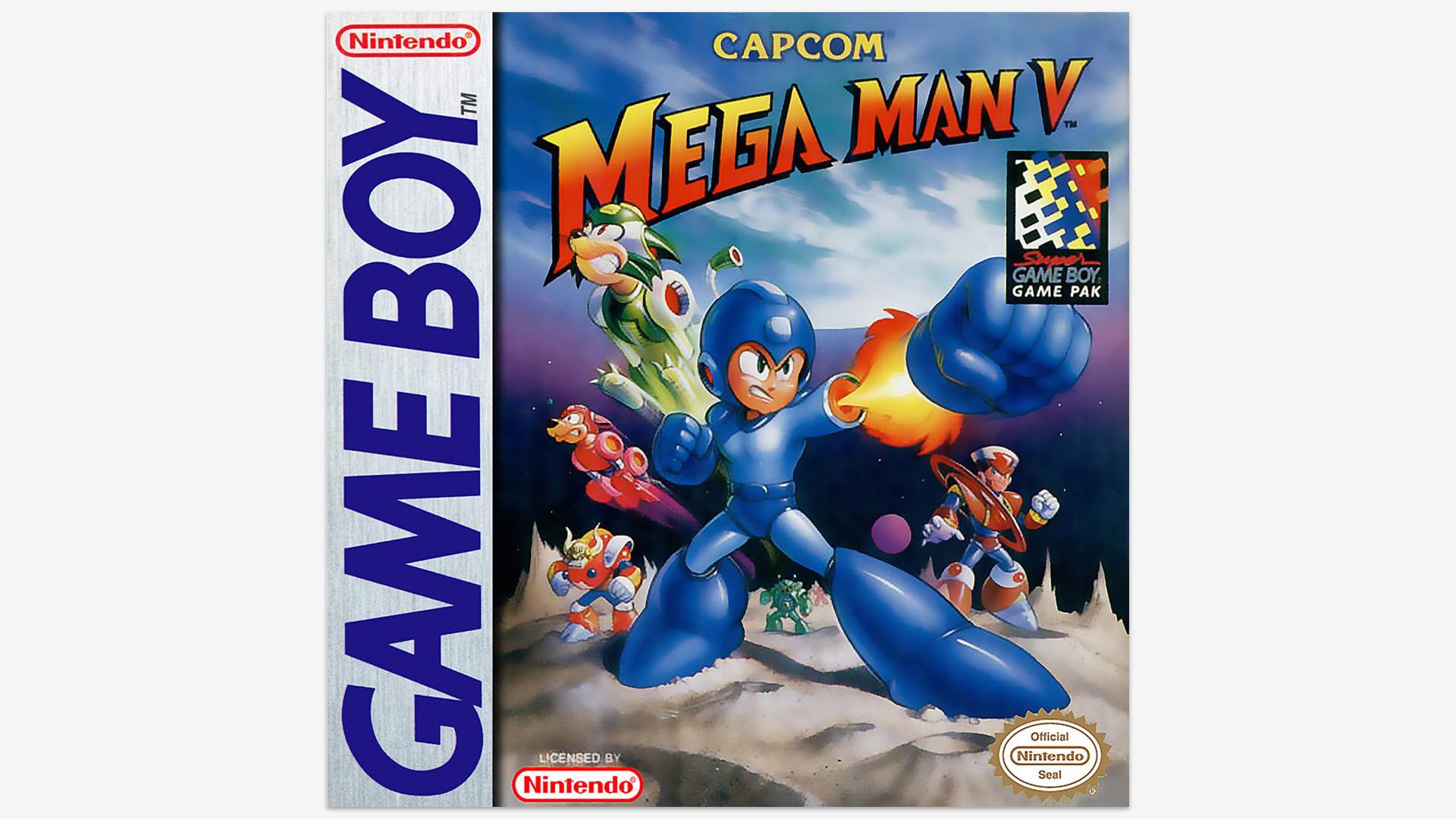 Mega-Man-V