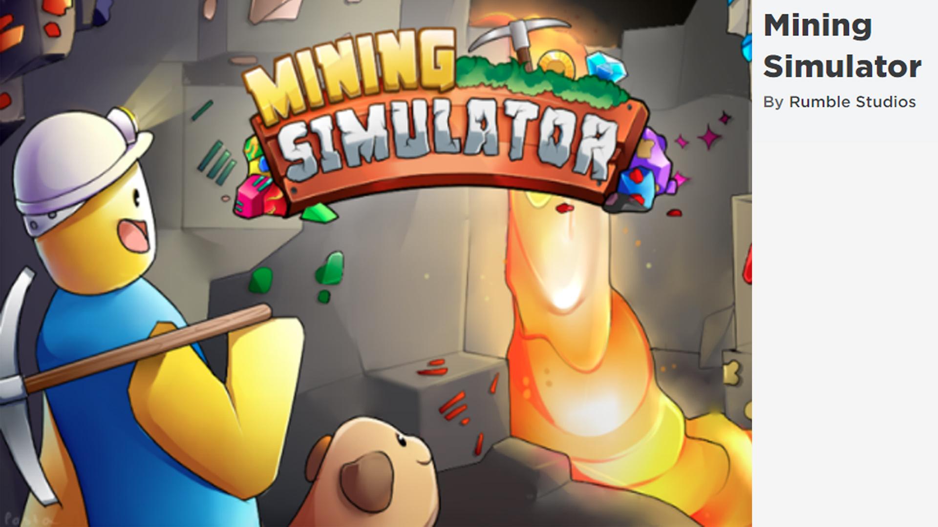Roblox-Mining-Simulator-Codes