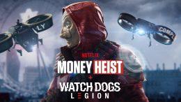 Watch Dogs Money Heist