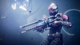 Destiny 2 Agers Scepter Rifle