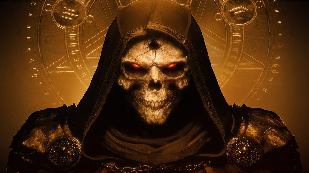 Diablo 2: Resurrected key art