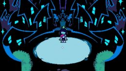 Deltarune Chapter 3 coming out cover