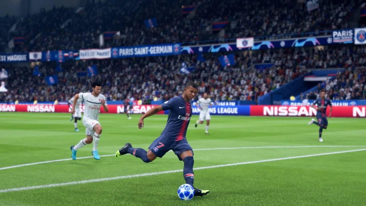 FIFA 22 Low Driven Shot