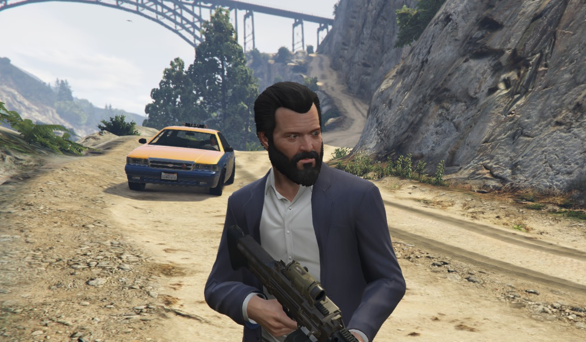 Rockstar GTA 6 Youtube cover