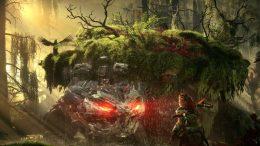 Upgrades Playstation Horizon Forbidden West Cover