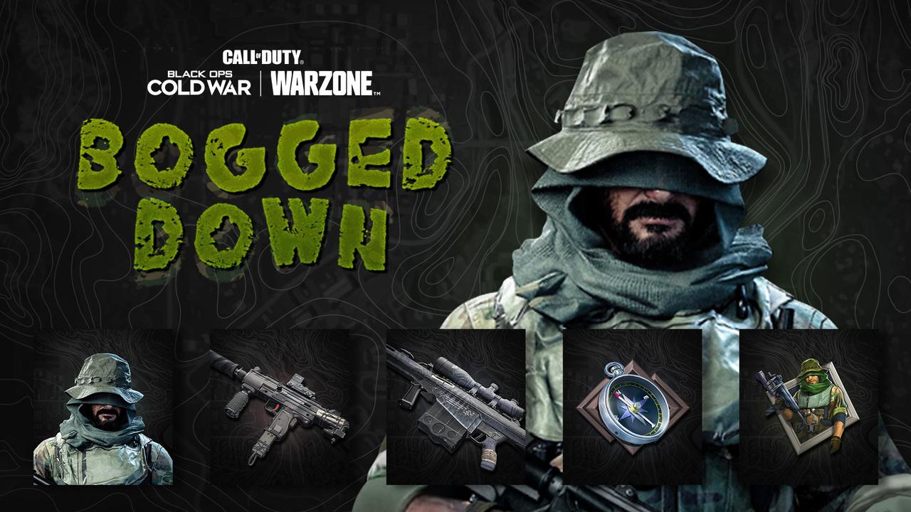 The Prime Gaming rewards bundle