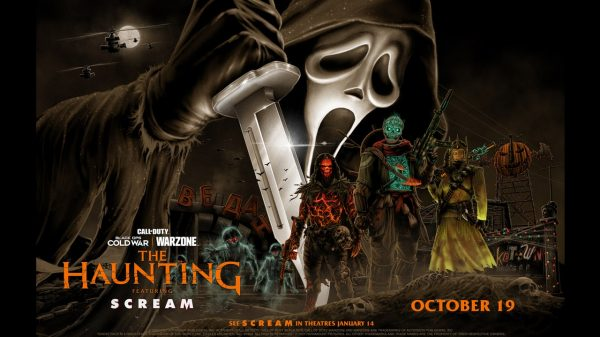 Call of Duty Warzone The Haunting