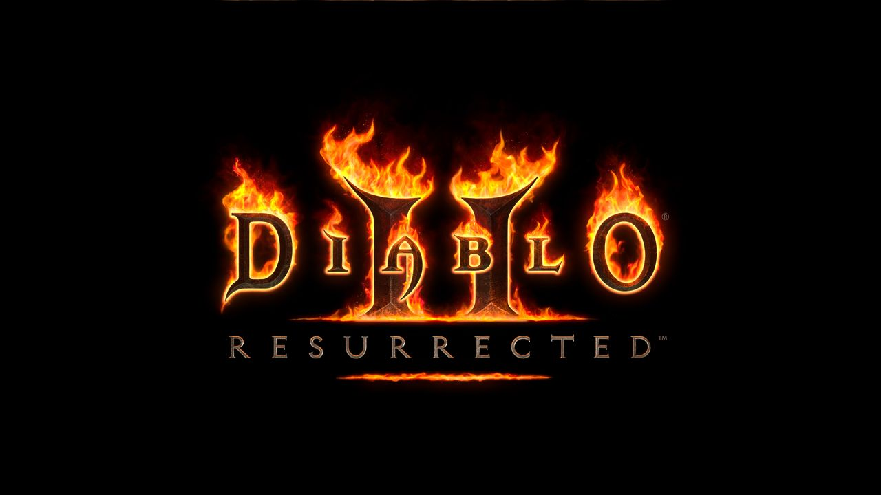 Diablo 2: Resurrected logo