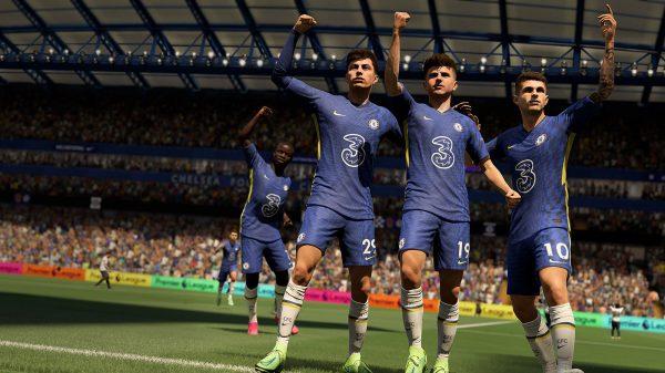FIFA 22 Free Kick