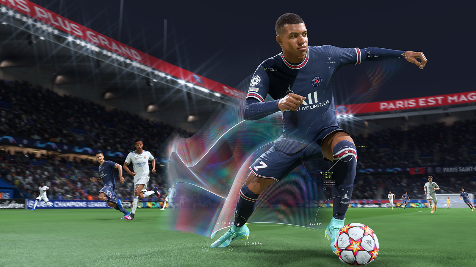 FIFA 22 Step Over