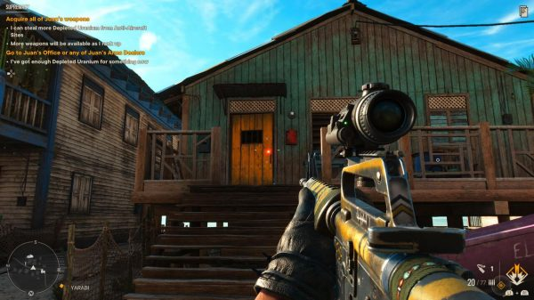 Far Cry 6 A Rising Tide
