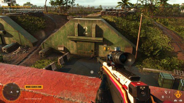 Far Cry 6 Bunker 2 Cache Money