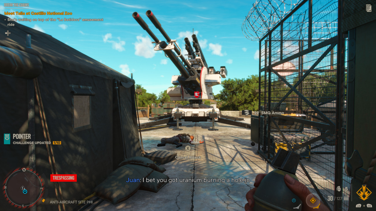 Far-Cry-6-Destroy-Anti-Aircraft-Cannon-Restricted-Airspace