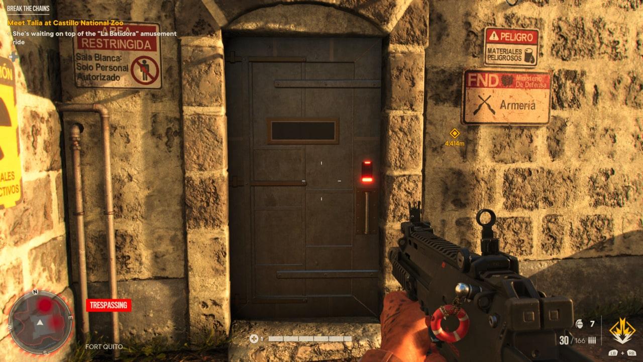 Far-Cry-6-Du-or-Die-Locked-Door