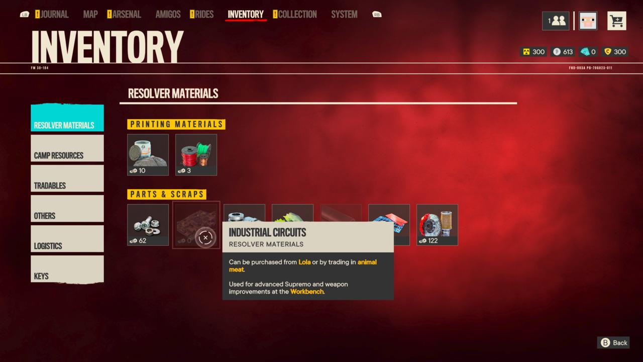 Far Cry 6 Industrial Circuits