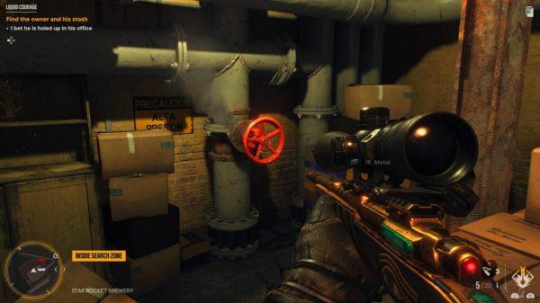 Far Cry 6 Liquid Courage Valves