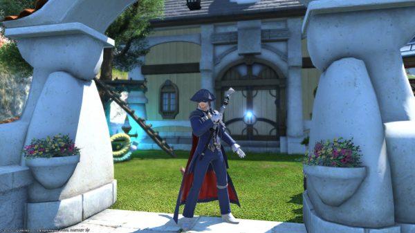 Blue Mage Job in Final Fantasy XIV
