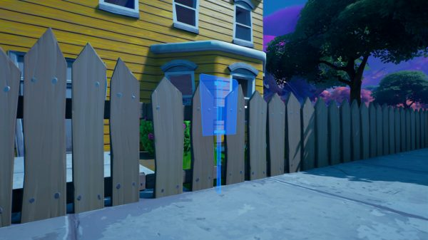 Fortnite Place Ghostbusters Signs in Pleasant Park Holly Hedges Dirty Docks