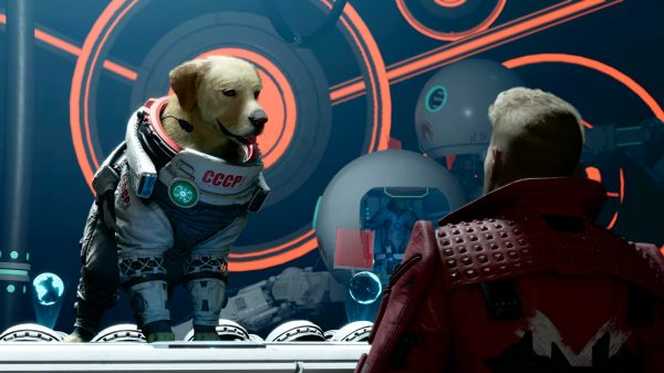 Guardians of the Galaxy Cosmo