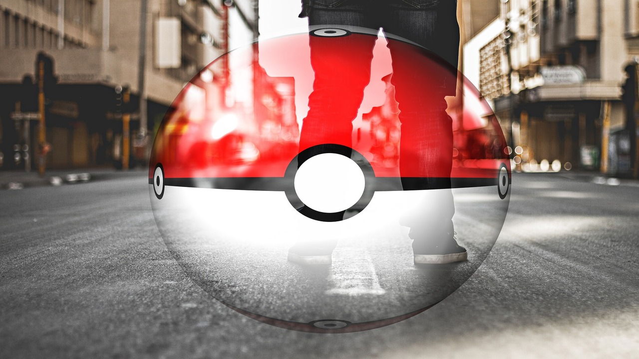 Pokeball cover image