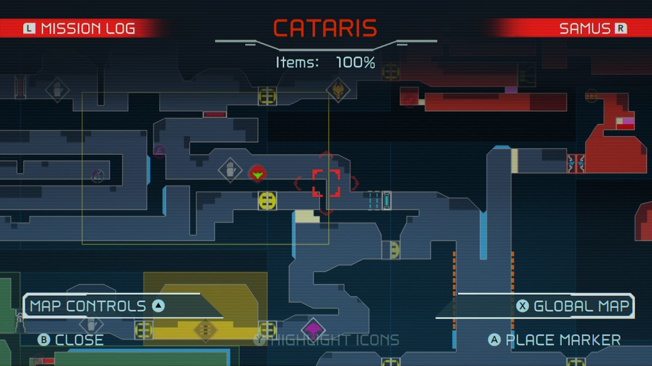 Metroid-Dread-Catarsis-Magma-Flow-4