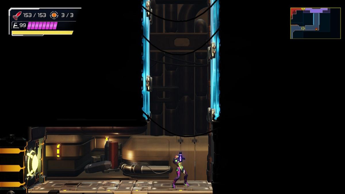 Metroid-Dread-Magnet-Corridor-to-Cataris