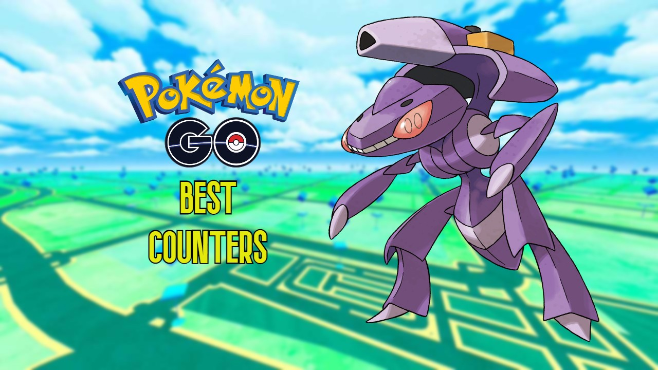 Genesect counters in Pokémon GO