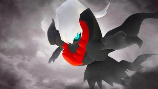 Darkrai in Pokémon GO