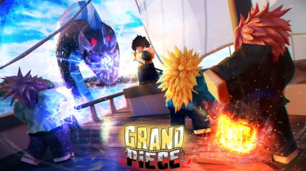 Roblox Grand Piece Online Codes October 2021