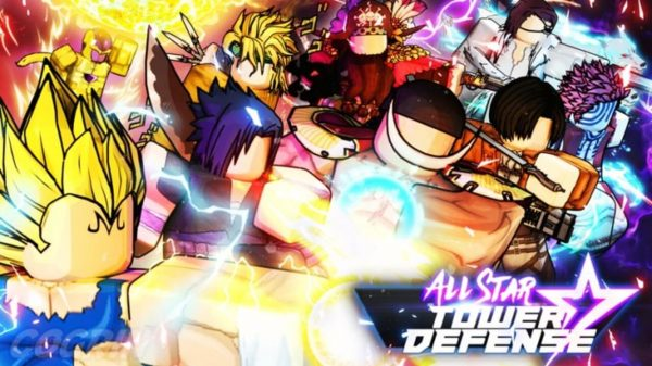 Roblox all star tower defense codes cover