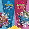 Shiny Zacian and Zamazenta in Pokémon Sword and Pokémon Shield