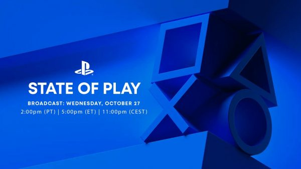 State of Play October