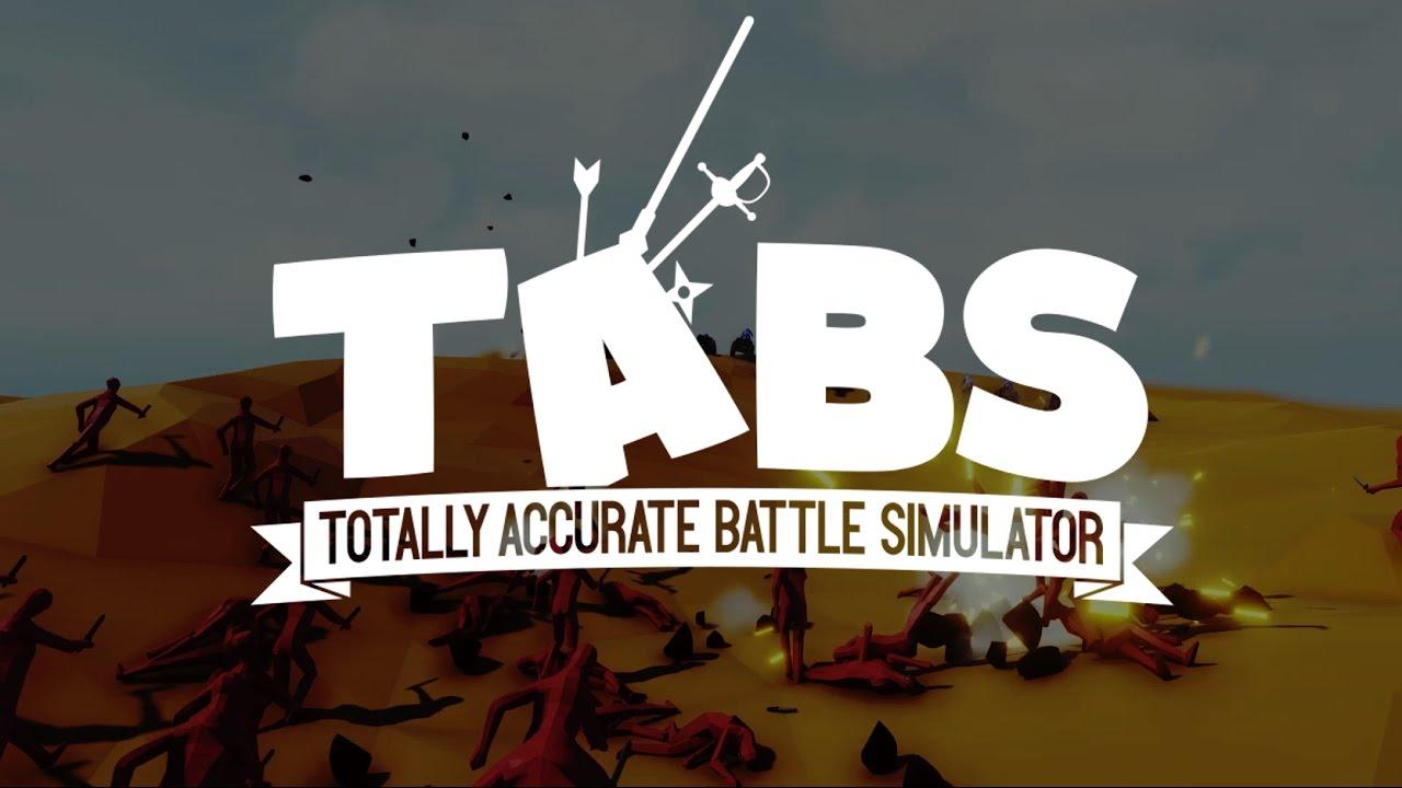 Totally-Accurate-Battle-Simulator