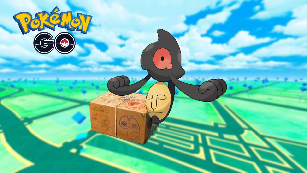 Yamask in Pokémon GO