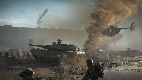 Battlefield 2042 change sensitivity