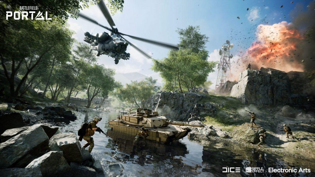 battlefield 2042 hazard mode