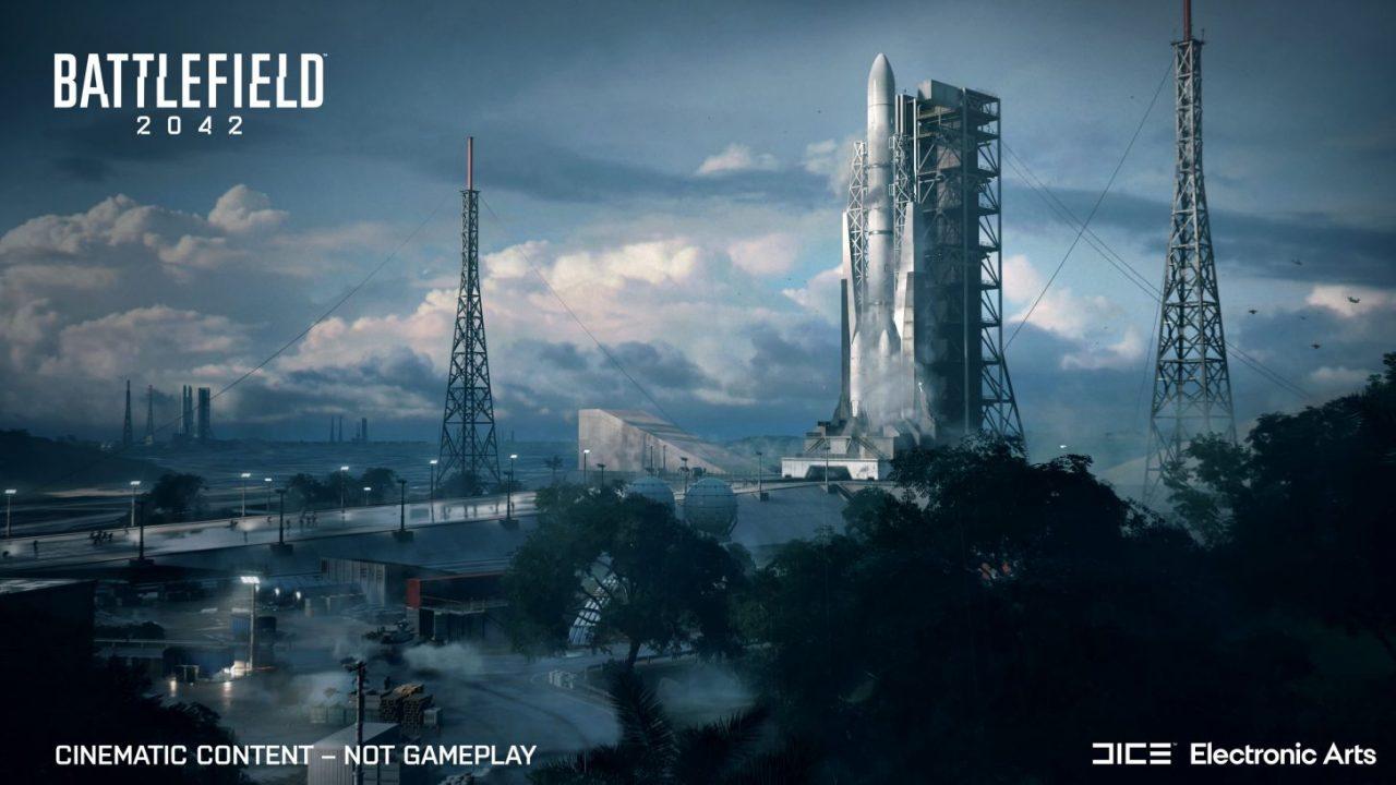 battlefield 2042 rocket launch