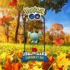 Shinx Community Day Pokémon GO Promo Image